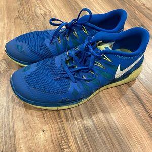 Nike free run men's size 10
